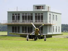 World War II aviation tower moved from England to Virginia Beach - Virginian-Pilot