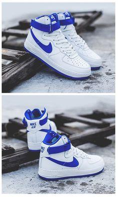 "Nike Air Force 1 High Retro ""Game Royal""  http://amzn.to/265TRqq"
