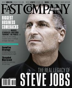 #FastCompany SA June 2015 - Ft. #SteveJobs #apple