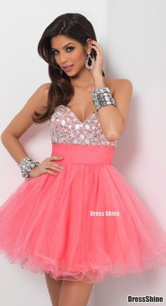 1000  images about Dresses on Pinterest  Homecoming Dresses Prom ...