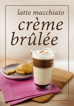 Classic French cuisine gets a modern twist in this Latte Macchiato Crème Brûlée recipe from Nespresso. This easy drink uses rich Volluto Grand Cru to draw out the indulgent flavors of brown sugar and a fluffy milk foam. Enjoy this sweet beverage at any time of the day.