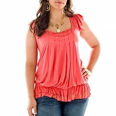 Classic Women and Juniors Plus Size Clothing