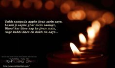 Sukh sampada aapke jivan mein aaye,Laxmi ji aapke ghar... http://specialdayfest.com/diwali-messages-wishes-quotes-and-images/