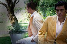 Pal Zileri - 2010SS - ad campaign men -  fashion ads
