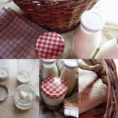 szeretetrehangoltan: Házi joghurt a palackban... Blog, Home Decor, Yogurt, Decoration Home, Room Decor, Interior Decorating