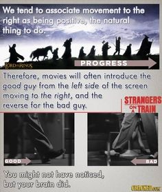 21 Tricks You Don't Notice In Great Movies (Your Brain Does) | Cracked.com