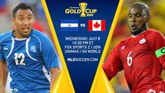 El Salvador Vs Canada (CONCACAF Gold cup 2015): Live stream, TV channels, Head to head, Prediction, Watch online, Preview, Analysis - http://www.tsmplug.com/football/el-salvador-vs-canada-concacaf-gold-cup-2015/