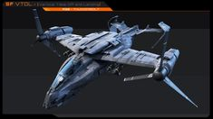 VTOL - A30 Thunderbolt 3D asset   CGTrader 3d Assets, Unreal Engine, Albedo, Spacecraft, Military Aircraft, Drones, Jets, Model