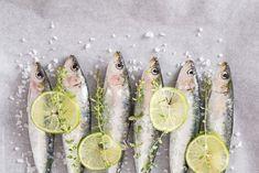 Baked Sardines – The Greek Way — Market + Pantry Greek Life, Rhodes, Crete, The Dish, As You Like, Effort, Islands, Minimal, Fish