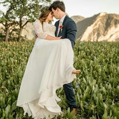 modest wedding dress with long sleeves from alta moda. -- (modest bridal gown) . Photo by Jordan Bree