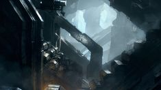 ArtStation - Kronos Trenches Concepts, Max Riess