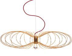 @ Hive modern - shorten cord?  Enough light?  autoban flying spider lamp by Özdemir & Sefer Çaglar for de la espada