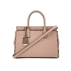 kate spade new york Candace Satchel Bag (€370) ❤ liked on Polyvore featuring bags, handbags, man bag, satchel handbags, leather handbags, hand bags and genuine leather purse
