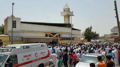 The NEW TUNISIA TV- تفجير انتحاري في مسجد للشيعة في القديح شرقي السعودية