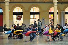 Bologna. Biblioteca Sala Borsa | EstudioBlau Fotografia | Flickr
