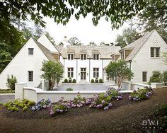 Очаровательный и романтический дом в Атланте | Дизайн интерьера, декор, архитектура, стили и о многое-многое другое
