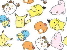 Cute Pokemon background