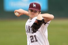 UALR and Pine Bluff native, Chance Cleveland, was named the Sun Belt Conference pitcher of the week on March 26, 2012