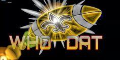 Nfl Saints, New Orleans Saints Football, Who Dat, Lsu Tigers, 4 Life, Football Team, Louisiana, Den, Sports