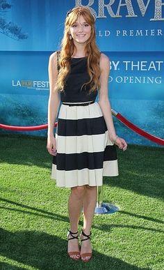 Bella Thorne at the premiere of Disney Pixar's 'Brave' on June 18, 2012 in California.