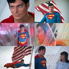Superman II He was my first movie crush and I just miss him.  ~M