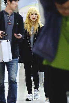Red Velvet Wendy Airport Fashion 150321 2015 Kpop