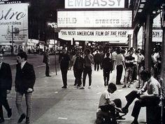 New York City 1960s