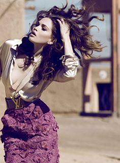 Vanity Fair Italia by Signe Vilstrup