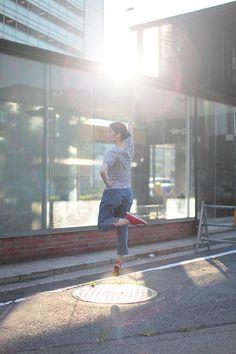 Sun.10.03.2010  本日の浮遊  Today's Levitation