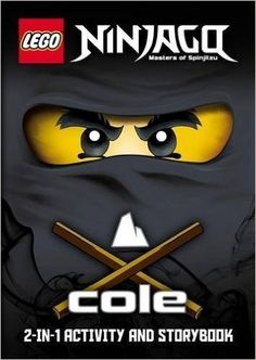 LEGO Ninjago: Cole/Jay 2-in-1 Ninja Handbook of VARIOUS on 04 August 2011: Amazon.co.uk: Books