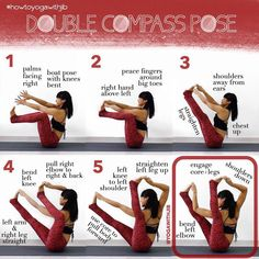 いいね!359件、コメント13件 ― Jib Aksorndeeさん(@yogawithjib)のInstagramアカウント: 「What is more fun than compass pose? DOUBLE COMPASS POSE! #howtoyogawithjib . I ensure you getting…」