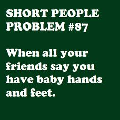 I love having tiny hands! #petite #short_girl #problems