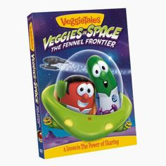 Veggie Tales: Veggies in Space, The Fennel Frontier Review and Giveaway | The Savings Wife