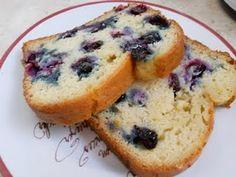 lemon blueberry yogurt bread also lemon raspberry yogurt bread Miranda Lamberts recipe from self magazine