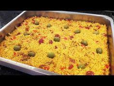 (88) Arroz de Frango no Forno com Açafrão - YouTube Arroz Risotto, Portuguese Recipes, Macaroni And Cheese, Rice, Foods, Ethnic Recipes, Youtube, Portugal, Rice Recipes