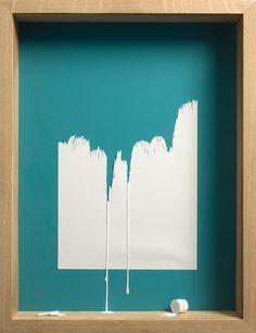 The Painter III by Peter Callesen