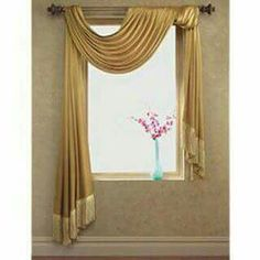 Mom's curtains