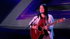 Lucy Spraggan's Bootcamp performance in full - Tea and Toast - The X Factor UK 2012, via YouTube. Full version so good!!