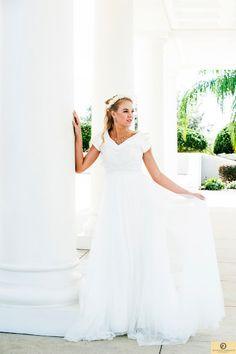 Orlando Photographers, Girls Dresses, Flower Girl Dresses, Temple Wedding, Lds Temples, Wedding Photography, Weddings, Future, Wedding Dresses