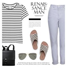 Trying to forget all about you.... by sweet-jolly-looks on Polyvore featuring polyvore fashion style Monki Topshop Lands' End Le Specs clothing Summer cute simple outfits