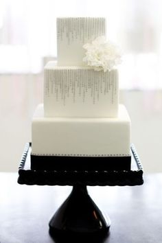 Square wedding cakes sofias cakes tagaytay square wedding cake junglespirit Gallery