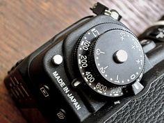 Nikon Df detail