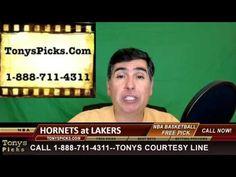 Charlotte Hornets vs. LA Lakers Pick Prediction NBA Pro Basketball Odds ...