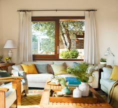 Una casa rústica con vistas a Cadaqués