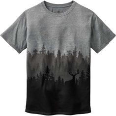 A moment in time captured on this unique tee made from a super soft tri-blend fabric. Features exclusive Legendary® tailored tee with edge to edge screen printed graphic and tagless label. 90s Outfit Men, Deer Shirt, Linen Tshirts, Camo Shirts, Hunting Clothes, Outdoor Outfit, Short Sleeve Tee, Print Design, Men Casual