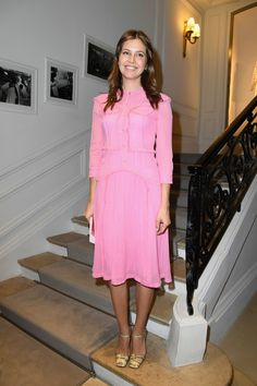 Dasha Zhukova attends the Christian Dior Haute Couture Fall/Winter 2016-2017 show as part of Paris Fashion Week at 30, Avenue Montaigne on July 4, 2016 in Paris, France.