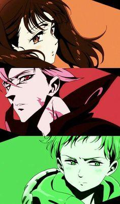 Nanatsu no Taizai - Curte The Seven Deadly Sins? Descubra todos os personagens no Global Geek! Bts Anime, Film Anime, Anime Guys, Manga Anime, Anime Art, Seven Deadly Sins Anime, 7 Deadly Sins, Anime Angel, Animé Fan Art