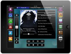 iPad Whole House Audio Control. From smooth jazz to heavy metal, Savant's multi-room audio solutions provide easy access and distribution to vast libraries of media from any room in the house. Now everyone can enjoy a personalized environment filled with his or her favorite mood enhancing music.