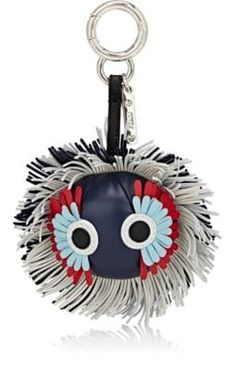 1ff8081cbe6869 We Adore: The Lion Bag Charm from Fendi at Barneys New York