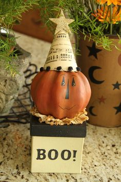 Artful Thursday Pumpkin Head Box-2